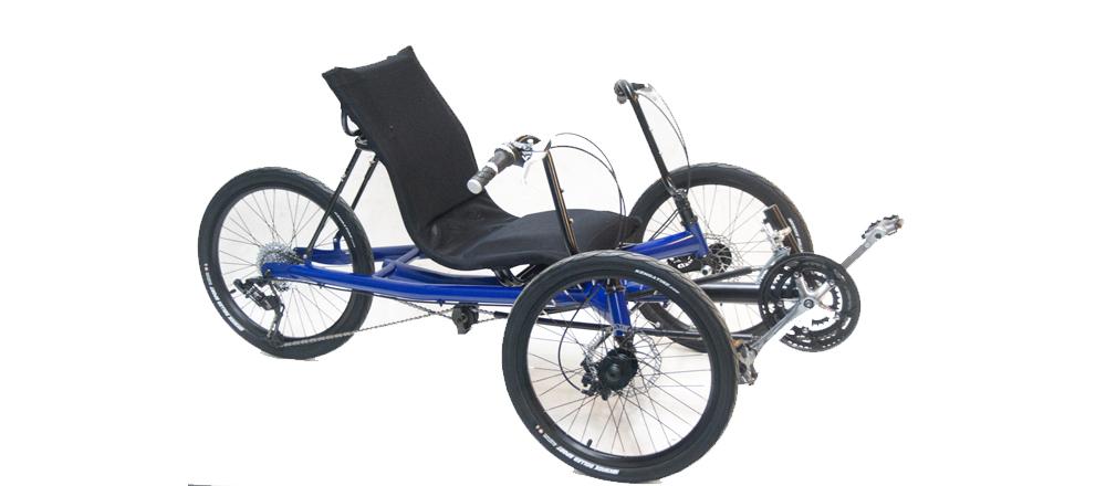 Blue Avenue Trike